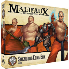 WYR23720 Malifaux 3E: Ten Thunders - Shenlong Core Box