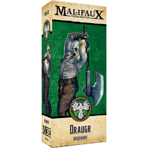WYR23220 Malifaux 3E: Resurrectionists - Draugr