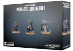 (48-93) Space Marines PRIMARIS ELIMINATORS