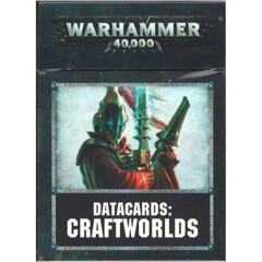 (46-02) Datacards: Craftworlds