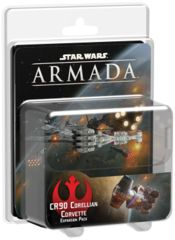 SWM03 Star Wars Armada Expansion Pack: CR90 Corellian Corvette