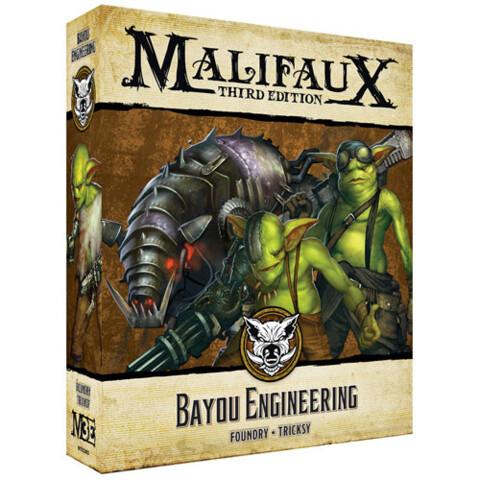 WYR23613 Malifaux 3E: Bayou - Bayou Engineering OOP