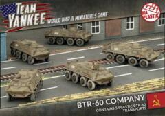 TSBX14 BTR-60 Transport Platoon (Plastic)