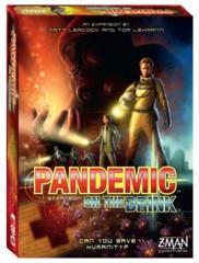 ZMG71101 Pandemic:  On the Brink