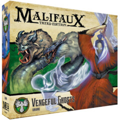 WYR23217 Malifaux 3E: Resurrectionists - Vengeful Ghosts