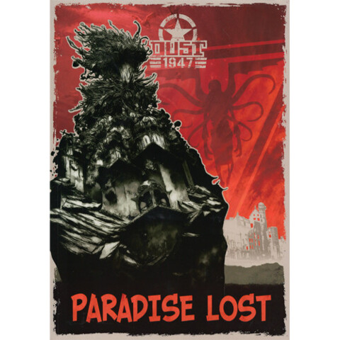 D008 Dust 1947: Paradise Lost Campaign Book (Softcover)