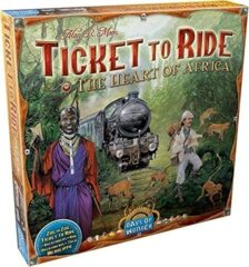 DOW720117 Ticket to Ride- Africa