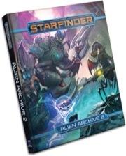 (PZO7109) Starfinder Alien Archive 2