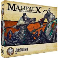 WYR23718 Malifaux 3E: Ten Thunders - Jorogumo
