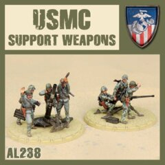 AL238 USMC SUPPORT WEAPONS