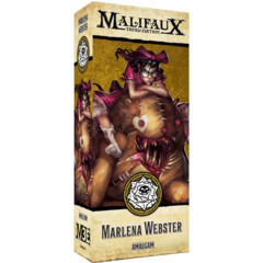 WYR23511 Malifaux 3E: Outcasts - Marlena Webster