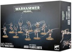 (52-19)  Adepta Sororitas Arco-Flagellants