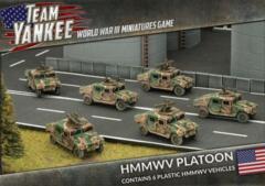 TUBX14 HMMWV Platoon (Plastic)
