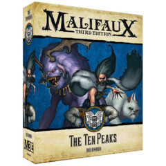 WYR23310 Malifaux 3E: Arcanists - The Ten Peaks