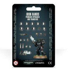 (48-57) Iron Hands Primaris Upgrades and Transfers