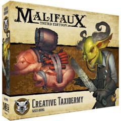 WYR23630 Malifaux 3E: Bayou - Creative Taxidermy