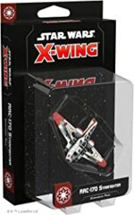X-wing 2nd Edition- ARC-170 Starfighter