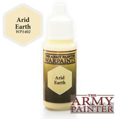 Warpaints: Arid Earth 18ml