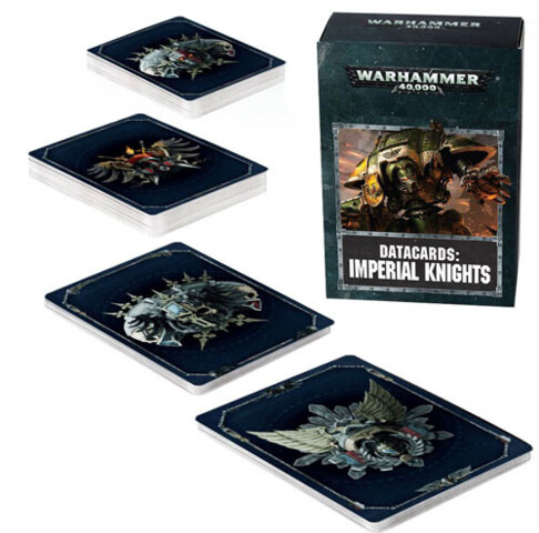 (51-02) Datacards: Imperial Knights
