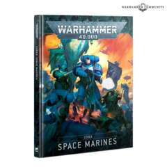 (48-01) 9th Edition Space Marine Codex