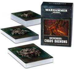 (97-04) Datacards: Chaos Daemons