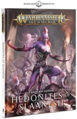 (97-01) Chaos Battletome - Hedonites of Slaanesh
