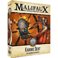 WYR23732 Malifaux 3E: Ten Thunders - Karmic Debt