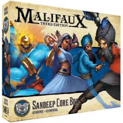 WYR23316 Malifaux 3E: Arcanists - Sandeep Core Box