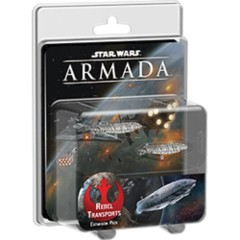 SWM19 Star Wars Armada: Rebel Transports Expansion Pack