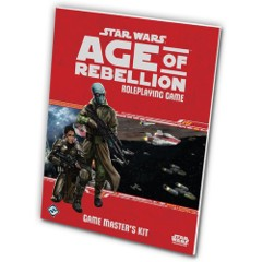 SWA03/Star Wars RPG: Age of Rebellion Game Masters Kit