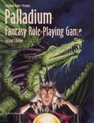 PAL450 Palladium Books Presents: Palladium Fantasy Role-Playing Game