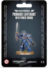 (48-84) Primaris Lieutenant with Power Sword