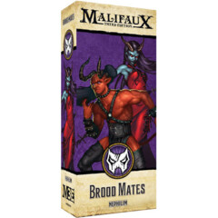 WYR23414 Malifaux 3E: Neverborn - Brood Mates