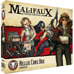 WYR23106Malifaux 3E: Guild - Nellie Core Box