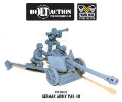 German PAK 40 75mm ATG
