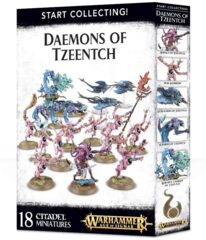 (70-84)Start Collecting! Daemons of Tzeentch