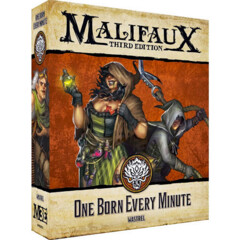 WYR23713 Malifaux 3E: Ten Thunders - One Born Every Minute (Preorder)