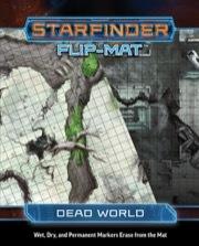 (PZO7317) Starfinder Flip-Mat: Dead World