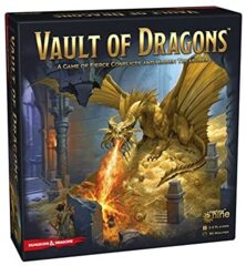 Vault Of Dragons Board Game