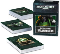 (53-50) Datacards: Salamanders
