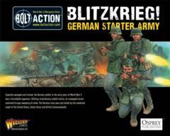 German: Blitzkrieg! German Heer Starter Army