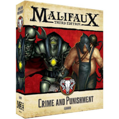 WYR23113Malifaux 3E: Guild - Crime & Punishment