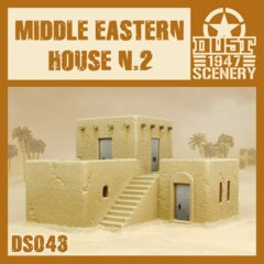 DSO43  MIDDLE EASTERN HOUSE 2