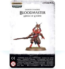 (97-62) Bloodmaster, Herald of Khorne