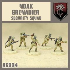 AX334 NDAK  SECURITY SQUAD