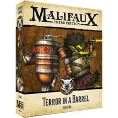 WYR23633 Malifaux 3E: Bayou - Terror in a Barrel