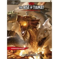 (WOCA9607) Tyranny of Dragons - The Rise of Tiamat HC