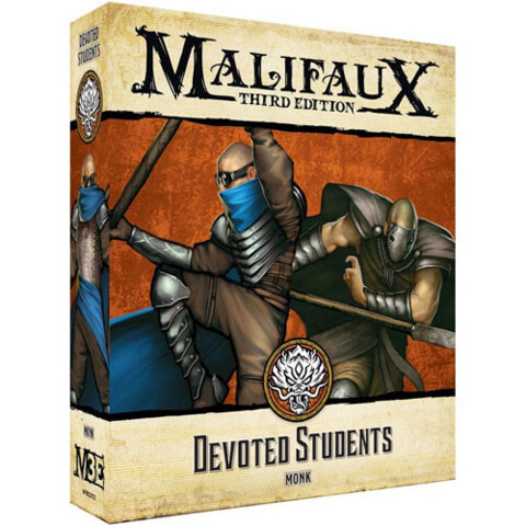 WYR23722 Malifaux 3E: Ten Thunders - Devoted Students
