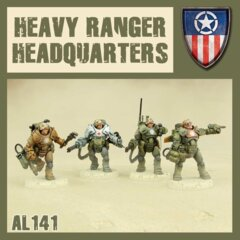 A141  HEAVY RANGER HEADQUARTERS