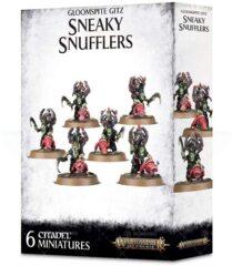 (89-37) Sneaky Snufflers